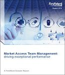 Market Access Team Management: Driving Exceptional Performance