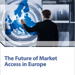 New Syndicated Report: The Future of Market Access in Europe