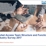 Market Access Team Structure and Function: Industry Survey 2017<br>   <span style='font-style:italic;font-weight:normal;color:#000000;font-size:14px;'>New syndicated report available